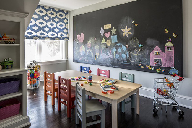 Gợi ý cách thiết kế không gian vui chơi cho trẻ dù nhà bạn nhỏ đến thế nào đi nữa - Ảnh 22.