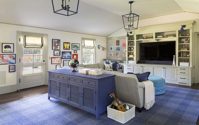 Gợi ý cách thiết kế không gian vui chơi cho trẻ dù nhà bạn nhỏ đến thế nào đi nữa - Ảnh 23.