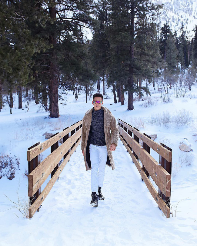 Mới đầu năm, dân tình đã kéo nhau lũ lượt đi tránh nóng ở những nơi lạnh thật lạnh thế này - Ảnh 18.