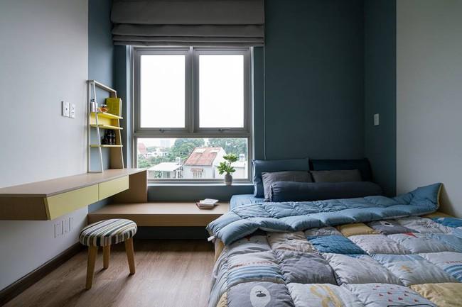 Căn hộ xanh thiết kế trên mong muốn thật ngầu nhưng ấm cúng của cặp vợ chồng trẻ ở Sài Gòn - Ảnh 9.