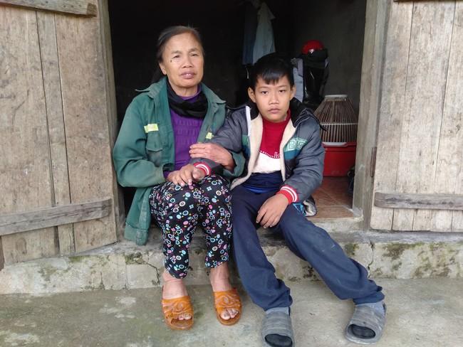 Số phận nghiệt ngã của bé trai khuyết tật, không có cha, mẹ mất vì tai nạn giao thông - Ảnh 3.