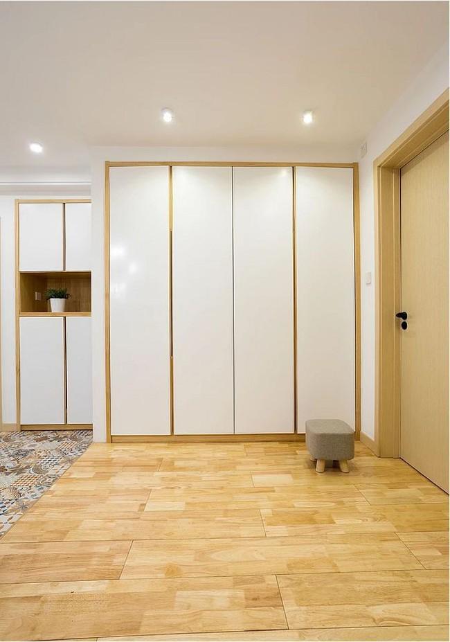 Căn hộ 50m² cho 3 thế hệ đẹp đến nỗi mỗi mét vuông đều khiến mọi người đắm say ngắm nhìn - Ảnh 11.