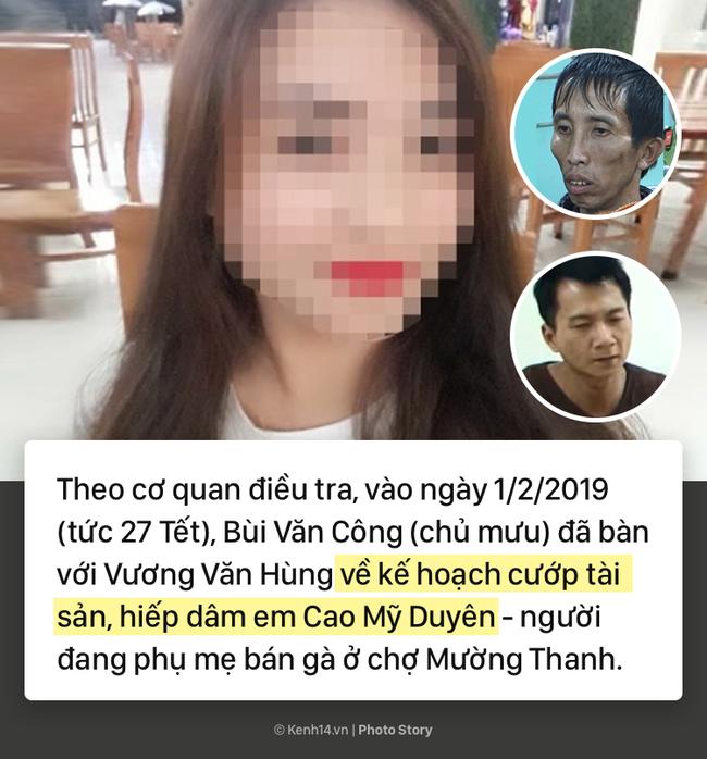 Hành trình gây án man rợ qua lời khai của 5 đối tượng nghiện ngập thay nhau hãm hiếp và sát hại nữ sinh giao gà ở Điện Biên - Ảnh 3.