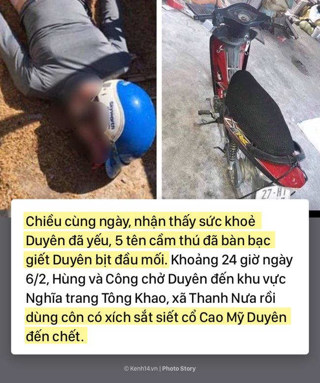 Hành trình gây án man rợ qua lời khai của 5 đối tượng nghiện ngập thay nhau hãm hiếp và sát hại nữ sinh giao gà ở Điện Biên - Ảnh 11.
