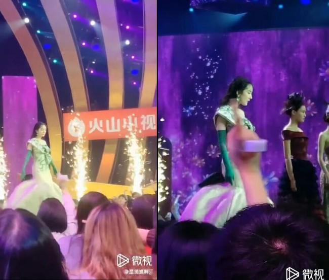 Diện trang phục lộng lẫy tại sự kiện, Dương Mịch vẫn bị chê bai vì lý do này - Ảnh 4.