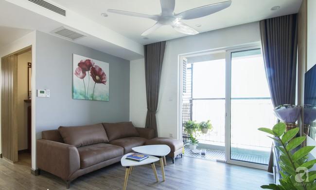 Căn hộ 95m² tạo ấn tượng đặc biệt nhờ lối thiết kế đơn giản, tinh tế ở Hà Đông, Hà Nội - Ảnh 2.