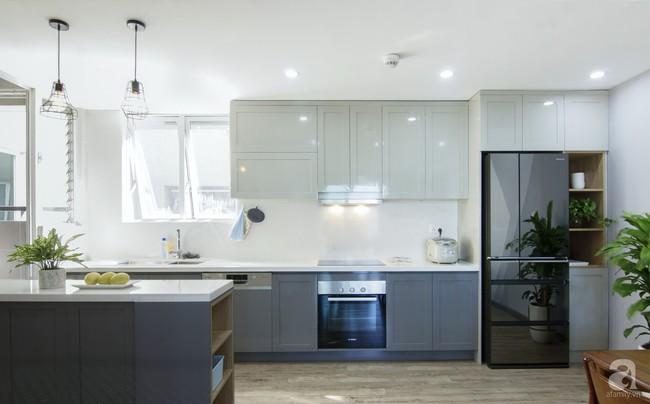 Căn hộ 95m² tạo ấn tượng đặc biệt nhờ lối thiết kế đơn giản, tinh tế ở Hà Đông, Hà Nội - Ảnh 7.