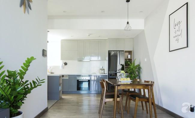 Căn hộ 95m² tạo ấn tượng đặc biệt nhờ lối thiết kế đơn giản, tinh tế ở Hà Đông, Hà Nội - Ảnh 10.