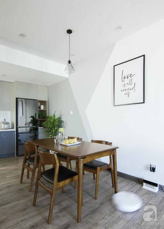 Căn hộ 95m² tạo ấn tượng đặc biệt nhờ lối thiết kế đơn giản, tinh tế ở Hà Đông, Hà Nội - Ảnh 9.
