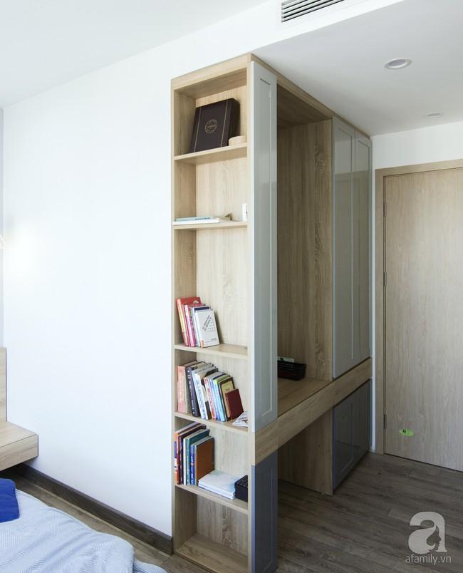 Căn hộ 95m² tạo ấn tượng đặc biệt nhờ lối thiết kế đơn giản, tinh tế ở Hà Đông, Hà Nội - Ảnh 16.