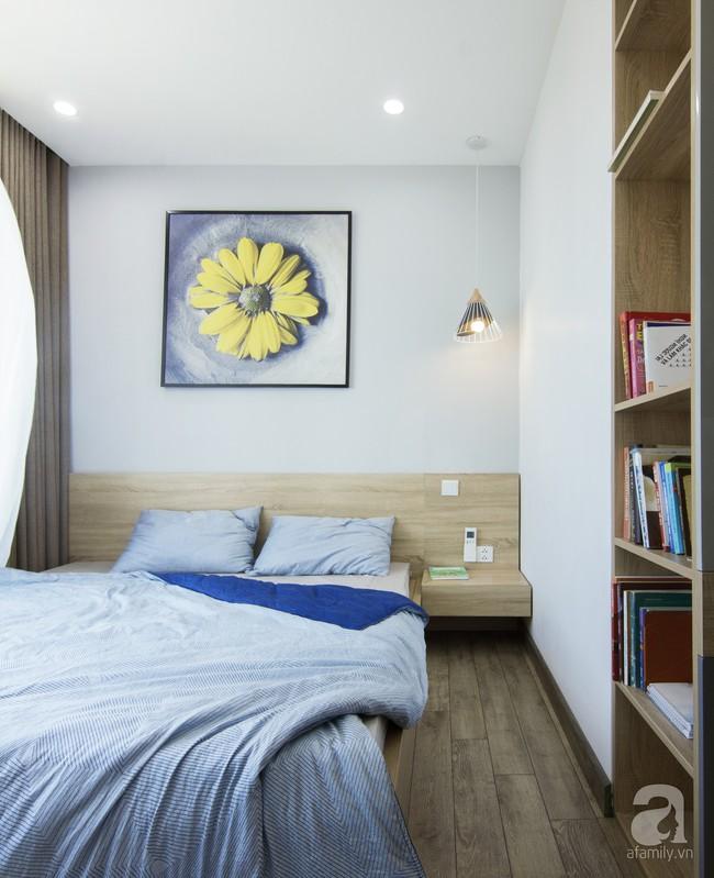 Căn hộ 95m² tạo ấn tượng đặc biệt nhờ lối thiết kế đơn giản, tinh tế ở Hà Đông, Hà Nội - Ảnh 13.