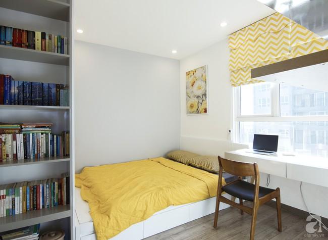 Căn hộ 95m² tạo ấn tượng đặc biệt nhờ lối thiết kế đơn giản, tinh tế ở Hà Đông, Hà Nội - Ảnh 19.