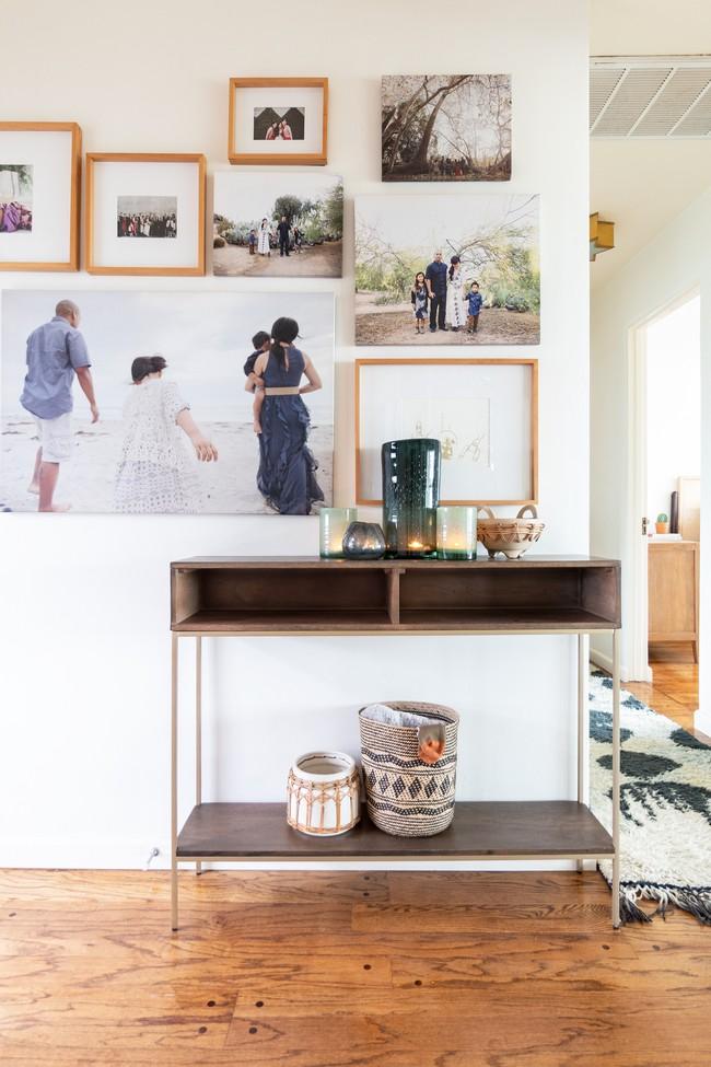 Được Marie Kondo truyền cảm hứng, cặp vợ chồng 2 con chuyển nhà nhỏ chỉ bằng nửa diện tích nhà cũ và tạo nên điều kỳ diệu - Ảnh 14.