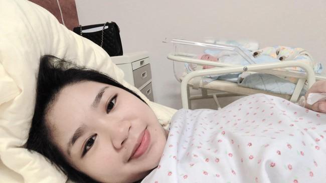 Mẹ trẻ kể hành trình sinh con gian nan, chịu đủ cả cảm giác đau đẻ, đau mổ, áp xe ngực khiến chị em đồng cảm - Ảnh 5.