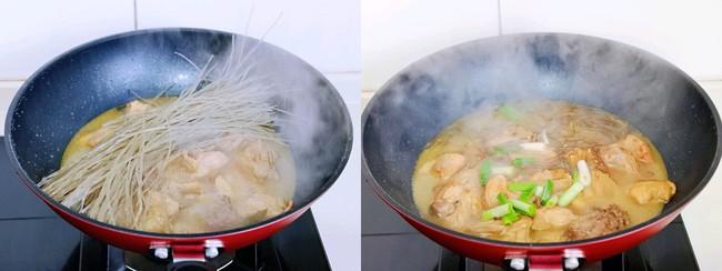 Nấu miến gà nhanh: Cách nấu miến gà nhanh gọn mà vẫn ngon tuyệt - Ảnh 4.