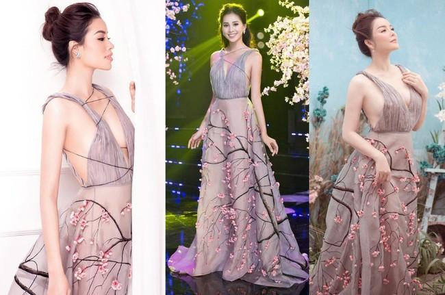 Tiếp tục đăng ảnh cũ, Phạm Hương khơi lại màn đụng váy không khoan nhượng với Tiểu Vy và Lý Nhã Kỳ - Ảnh 5.