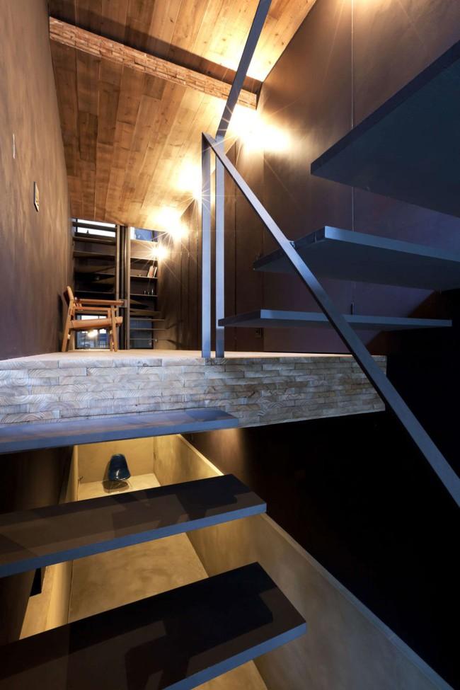 Với chiều rộng 1,8m, ngôi nhà siêu mỏng ở Nhật Bản vẫn tạo sự thoải mái và tiện nghi bất ngờ cho người sử dụng - Ảnh 5.