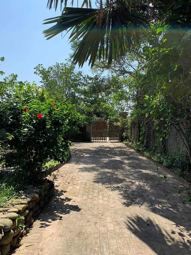 Ngôi nhà ở ngoại ô xanh mát như một công viên thu nhỏ của vợ chồng diễn viên Hồng Đăng - Ảnh 17.