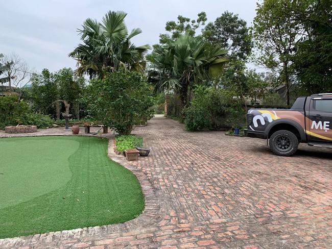 Ngôi nhà ở ngoại ô xanh mát như một công viên thu nhỏ của vợ chồng diễn viên Hồng Đăng - Ảnh 8.