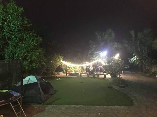 Ngôi nhà ở ngoại ô xanh mát như một công viên thu nhỏ của vợ chồng diễn viên Hồng Đăng - Ảnh 7.