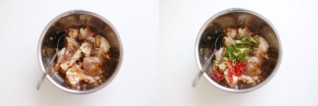 Trời lạnh ăn cơm với gà rang cay là ngon miễn chê - Ảnh 2.