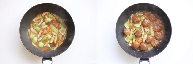 Nâng tầm đẳng cấp cho món thịt viên quen thuộc chỉ với một nguyên liệu này - Ảnh 4.