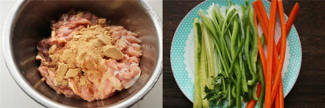 Cách làm gà nướng cuộn rau củ tuyệt ngon, hấp dẫn cho bữa cơm tối  - Ảnh 2.