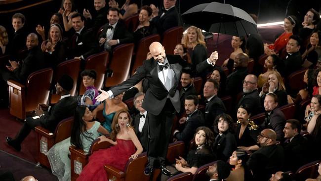 9 khoảnh khắc khó quên nhất tại lễ trao giải danh giá Oscar 2019 - Ảnh 22.