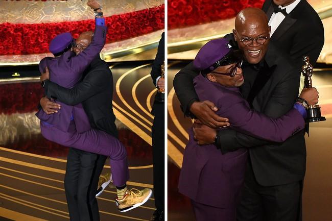9 khoảnh khắc khó quên nhất tại lễ trao giải danh giá Oscar 2019 - Ảnh 10.