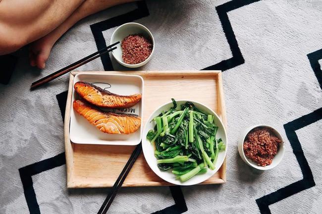 Hana Giang Anh đưa ra một số thực đơn giảm cân, ai muốn theo đuổi ăn sạch thì quá là hữu ích - Ảnh 10.