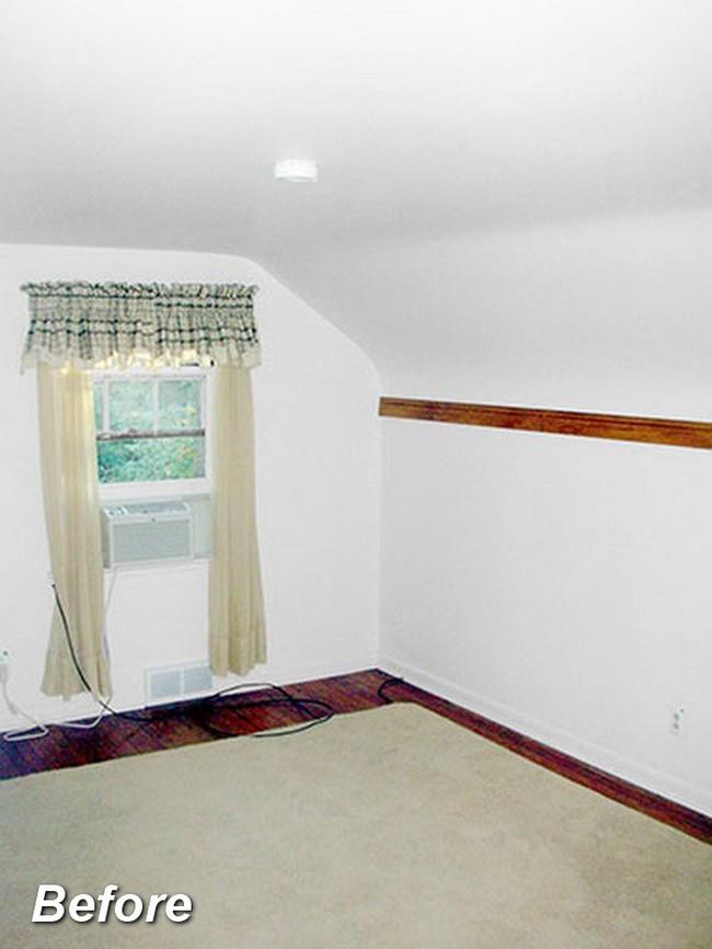 Những ý tưởng hoàn hảo để cải tạo phòng ngủ tầng áp mái - Ảnh 11.
