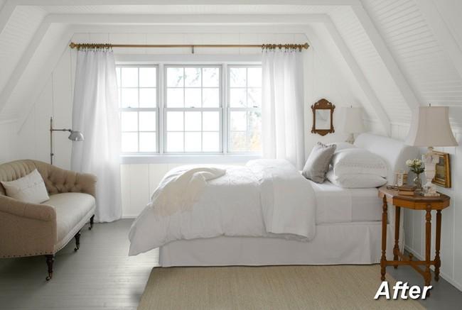 Những ý tưởng hoàn hảo để cải tạo phòng ngủ tầng áp mái - Ảnh 14.