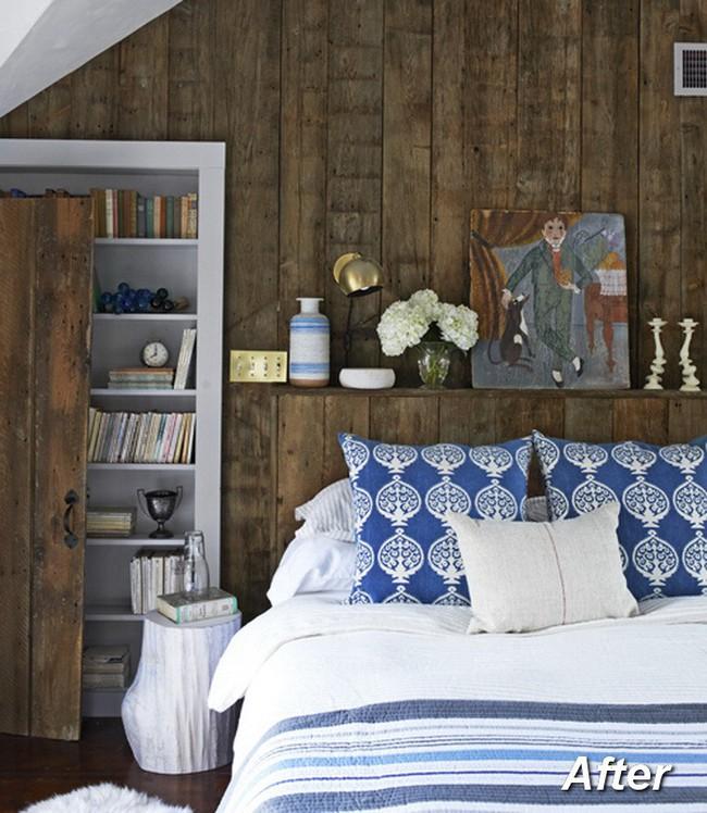Những ý tưởng hoàn hảo để cải tạo phòng ngủ tầng áp mái - Ảnh 8.