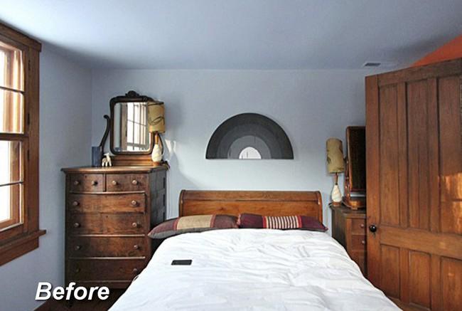 Những ý tưởng hoàn hảo để cải tạo phòng ngủ tầng áp mái - Ảnh 9.