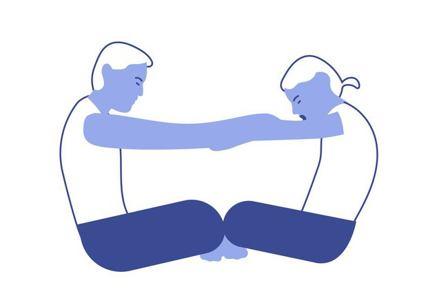 Những bài tập yoga giúp các cặp đôi tăng cường mối quan hệ - Ảnh 3.