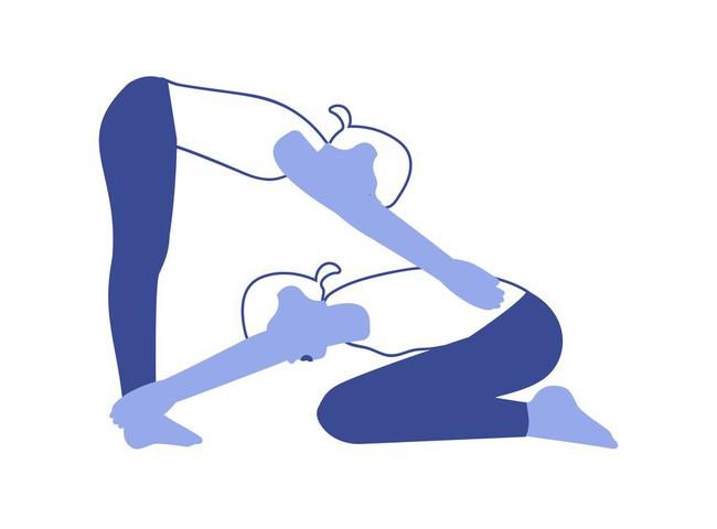 Những bài tập yoga giúp các cặp đôi tăng cường mối quan hệ - Ảnh 6.