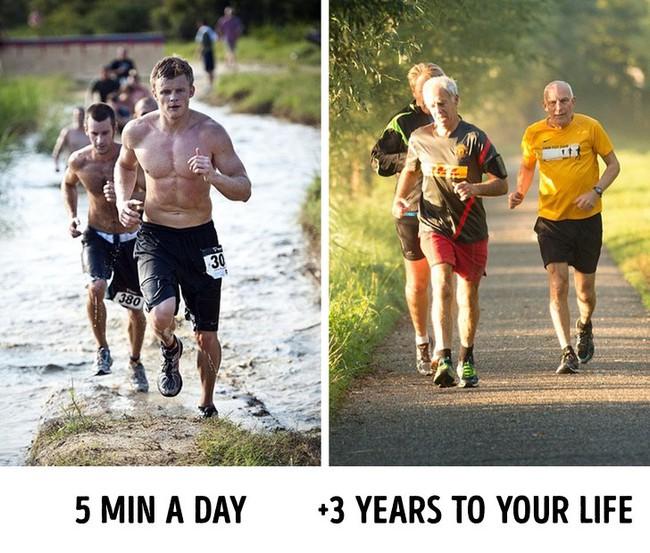 2 bài tập đơn giản nhưng quan trọng, thực sự có thể đẩy lùi mệt mỏi kéo dài cuộc sống của chúng ta - Ảnh 5.