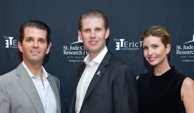 Ít được nhắc tới như cậu út Barron nhưng 2 con trai lớn của Tổng thống Trump chính là niềm tự hào của ông, đẹp trai xuất chúng vô cùng - Ảnh 6.