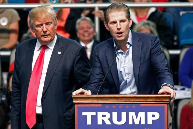 Ít được nhắc tới như cậu út Barron nhưng 2 con trai lớn của Tổng thống Trump chính là niềm tự hào của ông, đẹp trai xuất chúng vô cùng - Ảnh 7.