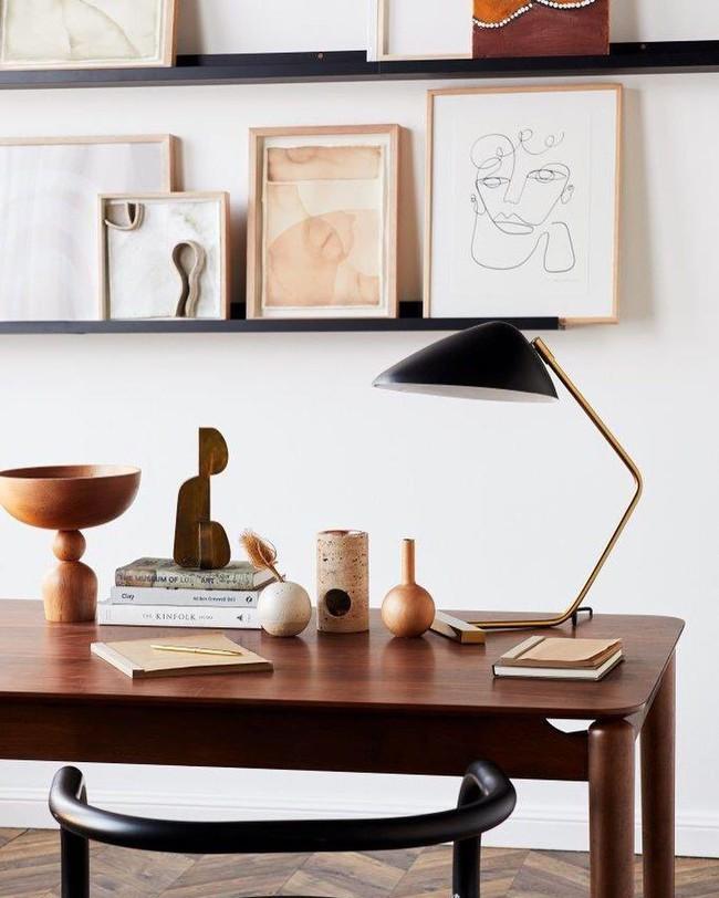 Góc làm việc đẹp như kiến trúc sư decor sẽ nằm trong tầm tay nếu thực hiện ngay 3 điều này - Ảnh 10.