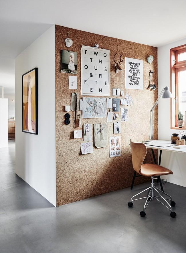 Góc làm việc đẹp như kiến trúc sư decor sẽ nằm trong tầm tay nếu thực hiện ngay 3 điều này - Ảnh 3.