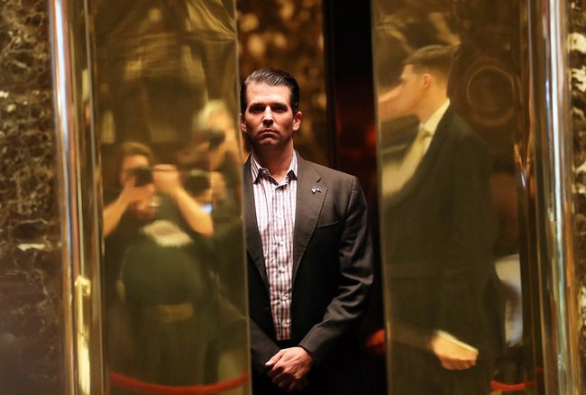 Ít được nhắc tới như cậu út Barron nhưng 2 con trai lớn của Tổng thống Trump chính là niềm tự hào của ông, đẹp trai xuất chúng vô cùng - Ảnh 3.