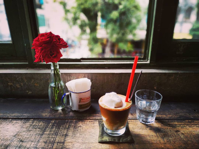 Loạt quán cafe, trà sữa bán xuyên Tết ở Hà Nội để tha hồ tụ tập đầu năm - Ảnh 15.