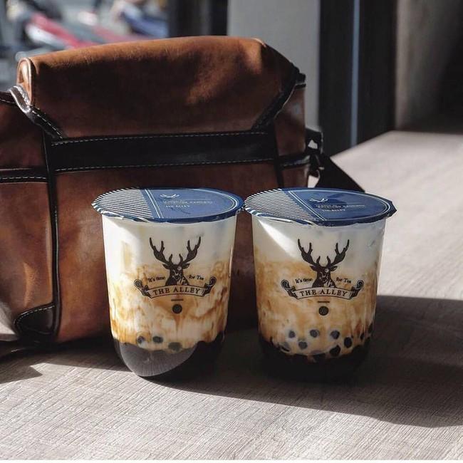 Loạt quán cafe, trà sữa bán xuyên Tết ở Hà Nội để tha hồ tụ tập đầu năm - Ảnh 26.