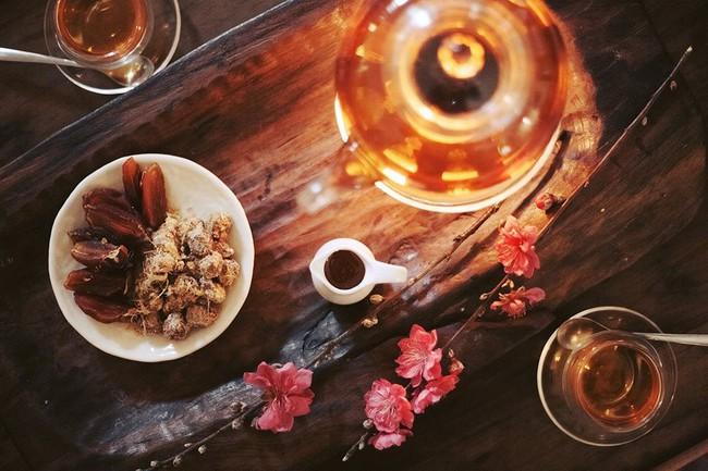 Loạt quán cafe, trà sữa bán xuyên Tết ở Hà Nội để tha hồ tụ tập đầu năm - Ảnh 7.