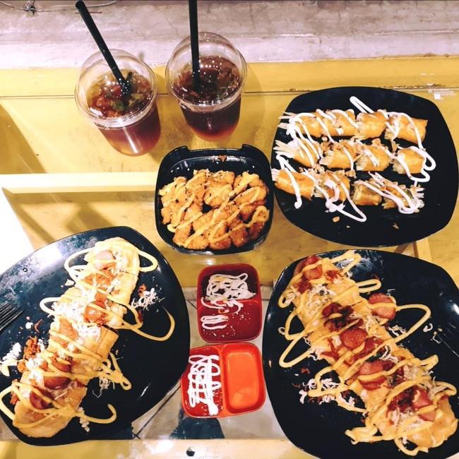 Ngán bánh chưng, thịt gà đến tận cổ? Đây là danh sách hàng quán bán xuyên Tết để giải ngấy ở Hà Nội - Ảnh 9.