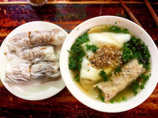 Ngán bánh chưng, thịt gà đến tận cổ? Đây là danh sách hàng quán bán xuyên Tết để giải ngấy ở Hà Nội - Ảnh 4.