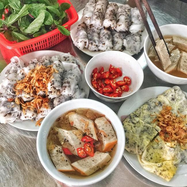 Ngán bánh chưng, thịt gà đến tận cổ? Đây là danh sách hàng quán bán xuyên Tết để giải ngấy ở Hà Nội - Ảnh 5.
