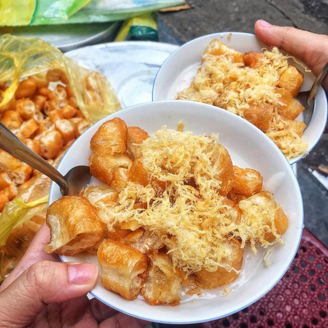 Ngán bánh chưng, thịt gà đến tận cổ? Đây là danh sách hàng quán bán xuyên Tết để giải ngấy ở Hà Nội - Ảnh 6.