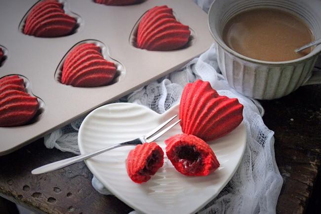 Mách bạn cách cưa đổ crush chỉ bằng món bánh trái tim làm siêu đơn giản - Ảnh 10.